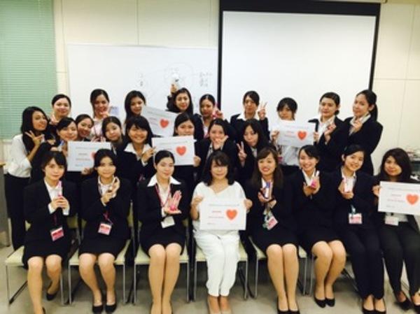 法人企業アロマセミナー【ビューティーモードカレッジ】