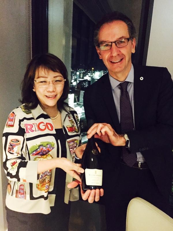 メディチ家ワインに学ぶ香りアロマの表現