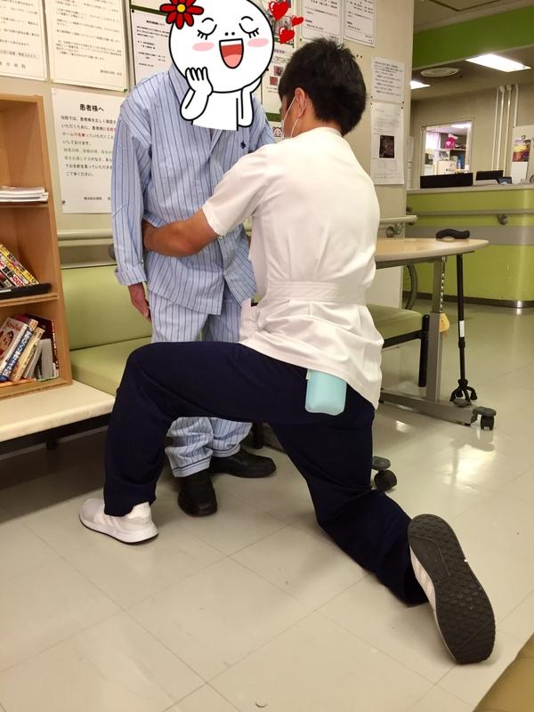 アロマを総合病院リハビリではじめました