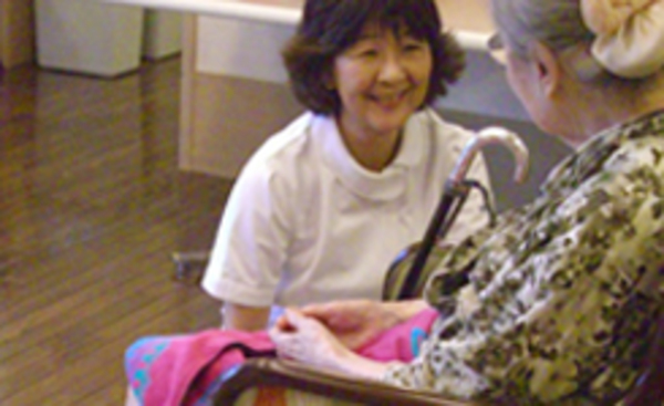 老化レベルで異なる高齢者アロマの注意点*西村真理子先生