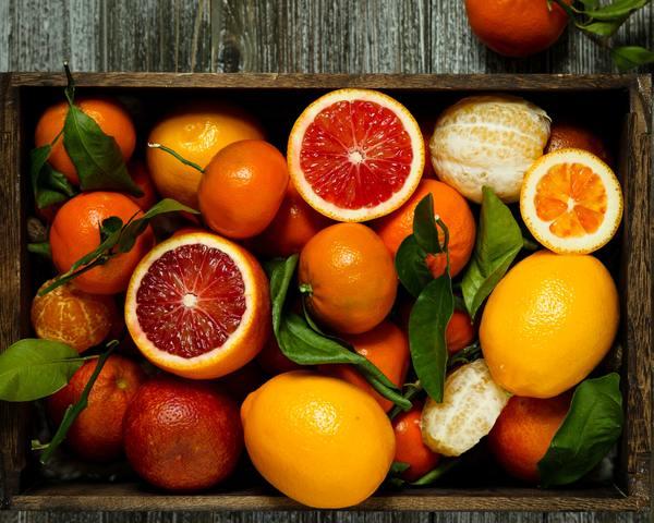 ダイエット&抗ストレスの【オレンジとグレープフルーツの使い分けは?】